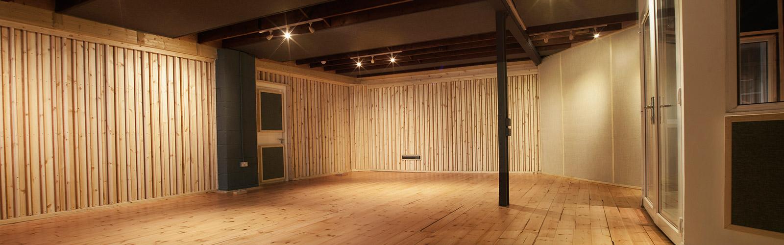 Loft Music Studios - Live Room 2